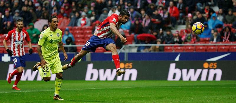 Atletico Madrid x Getafe