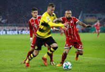 Munich x Borussia Dortmund