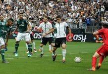 Palmeiras e Corinthians