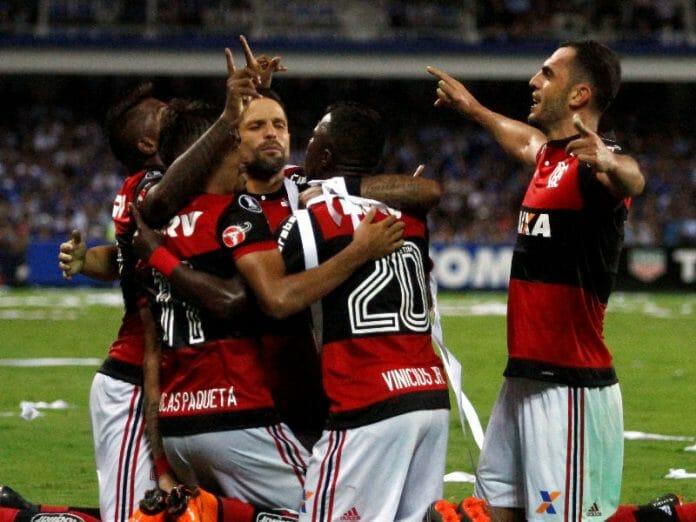 Flamengo comemora