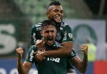 Palmeiras v Peru's Alianza Lim