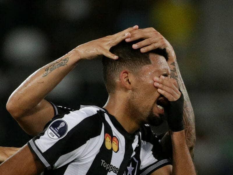 Mateus Fernandes Botafogo