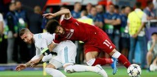 Real Madrid x Liverpool
