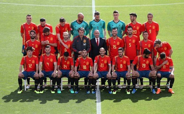 Espanha copa do mundo