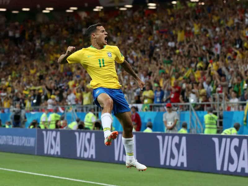Philippe Coutinho Brasil