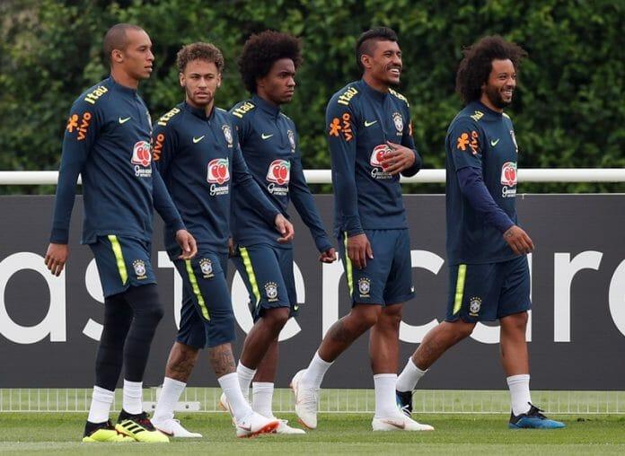 Copa do Mundo 2018 o Brasil rumo ao hexa  as táticas 01b3cc55dc755