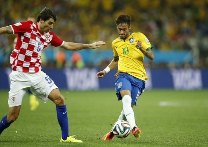 Brasil x Croácia