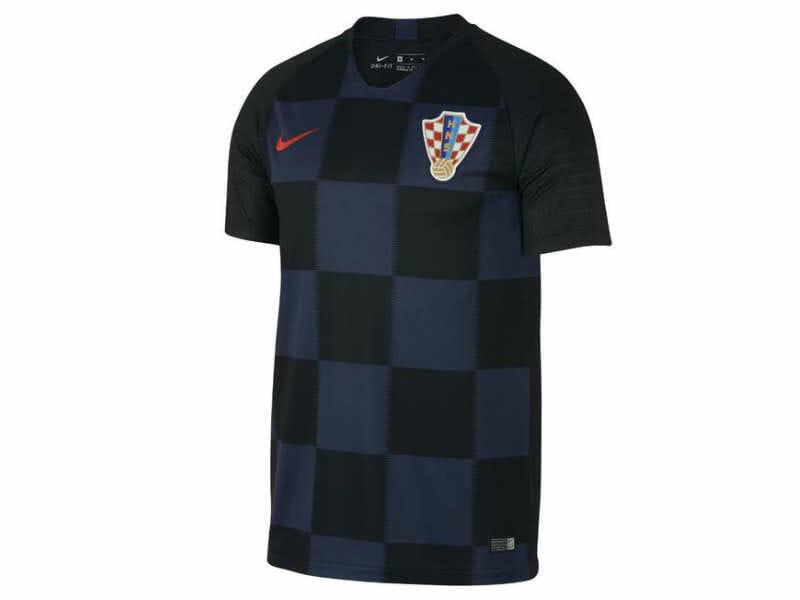 Croacia Uniforme 2