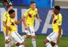 Comemoração colombiana