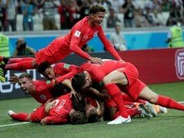 Seleção da Inglaterra
