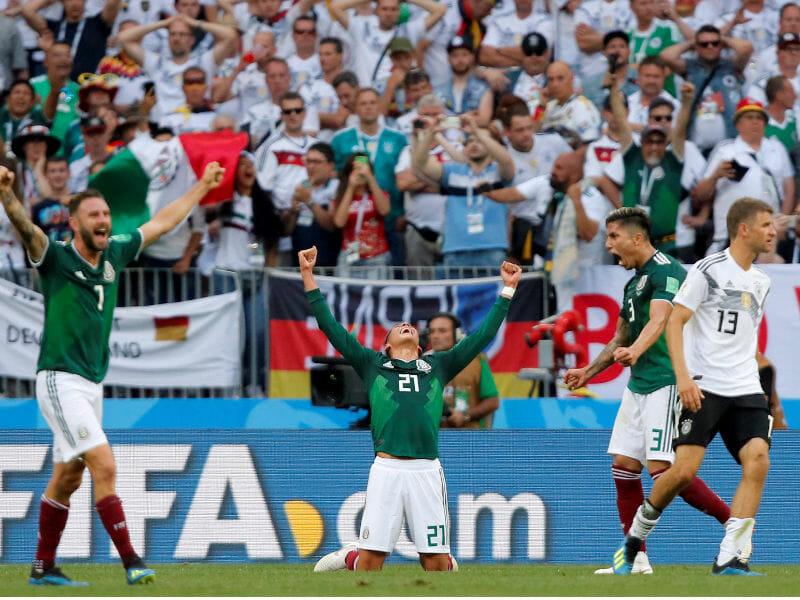 Mexico Alemanha