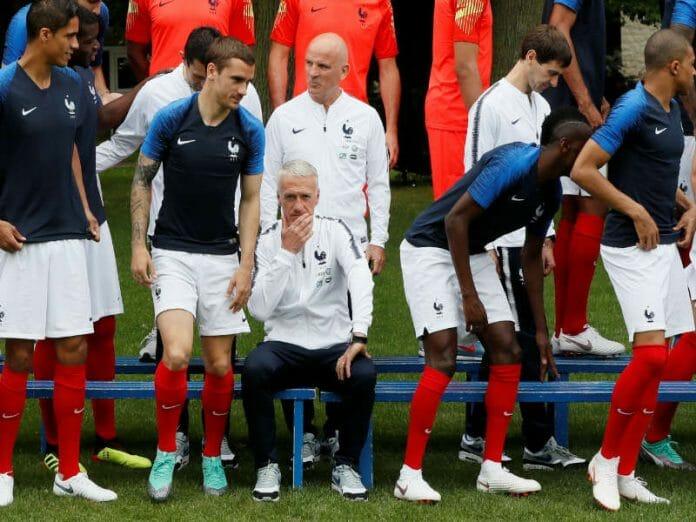 Seleção França