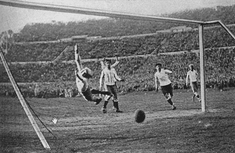 Final da Copa do Mundo de 1930