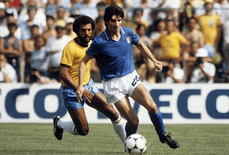 Brasil x Itália, 1982