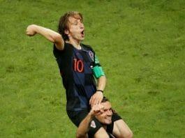 Croacia Modric