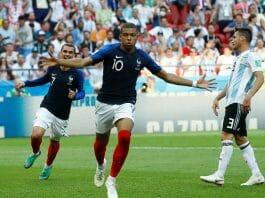 Kylian Mbappé França