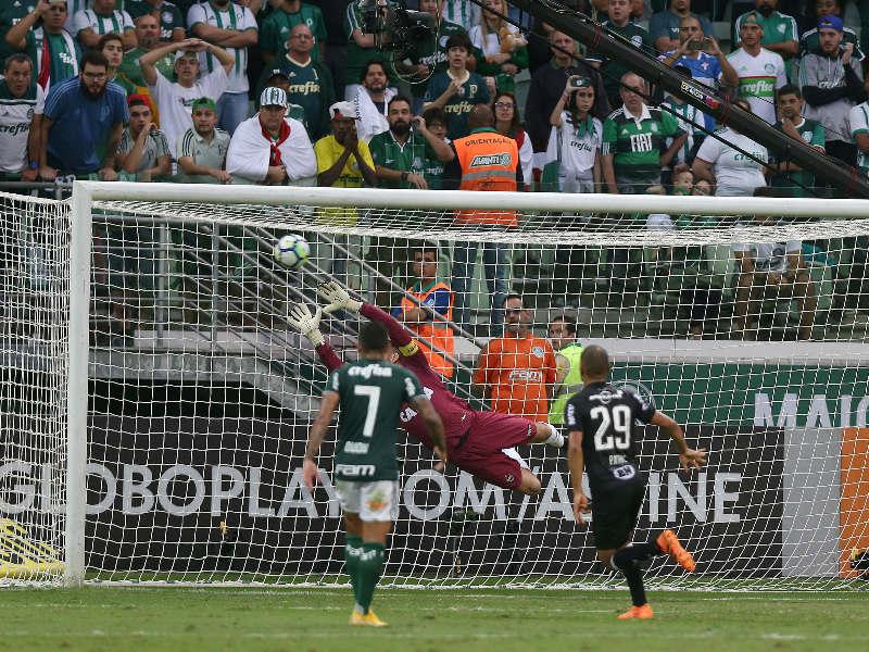Victor gol Palmeiras