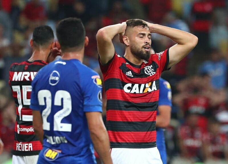 Flamengo x Cruzeiro