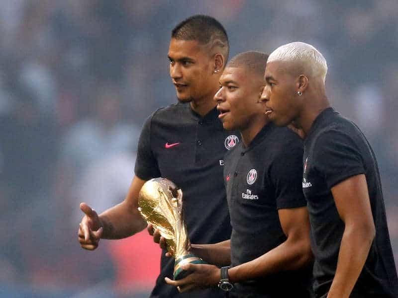 Mbappe Copa