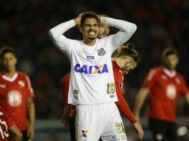 Independiente x Santos
