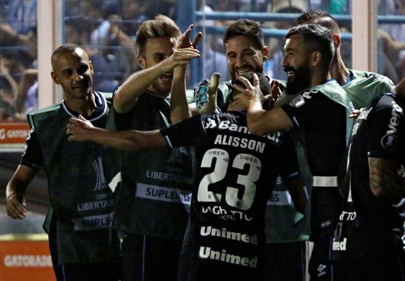 Atlético Tucumán x Grêmio