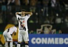 Vasco lamenta