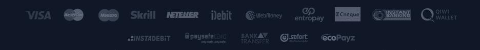 pinnacle Opções de pagamento