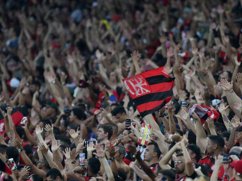 Flamengo torcida