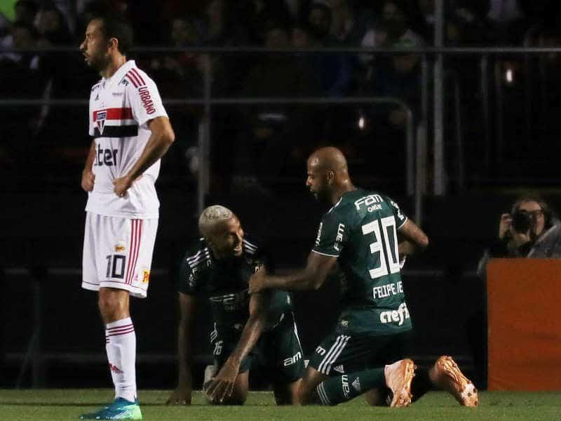 Palmeiras São Paulo Nenê