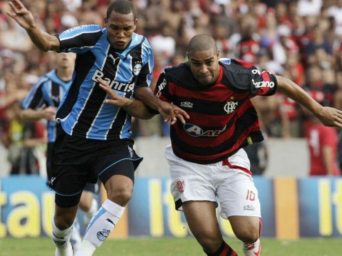 Adriano Flamengo 2009