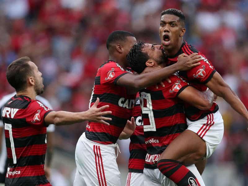 Berrio Dourado Flamengo
