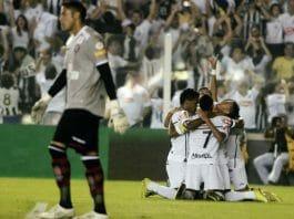 Santos Neymar 2010