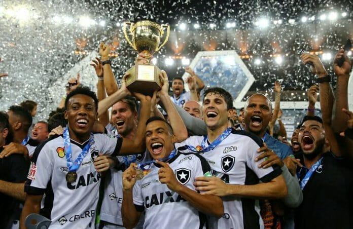 Botafogo campeão carioca