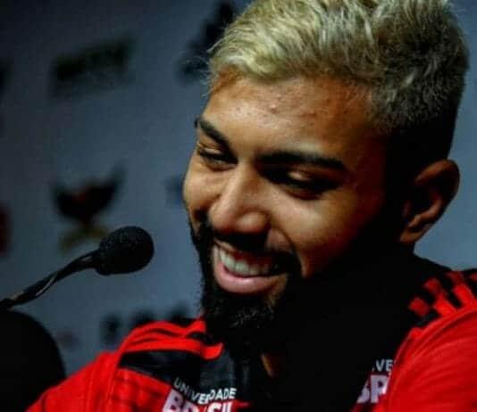 Gabriel Barbosa Gabigol Flamengo