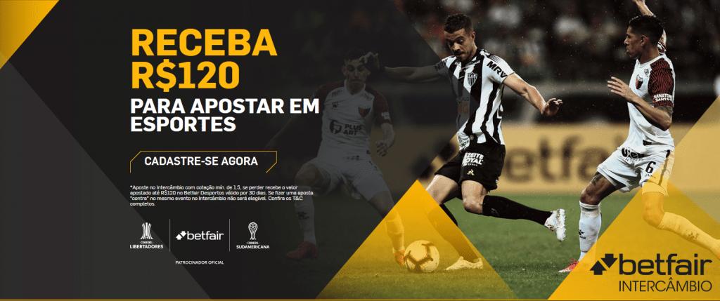 betfair Exchange brazil