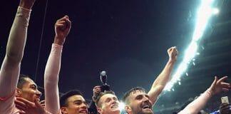 manchester united comemora