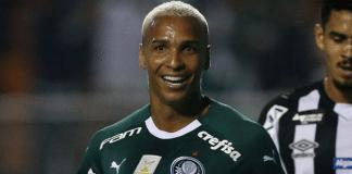 Deyverson Palmeiras