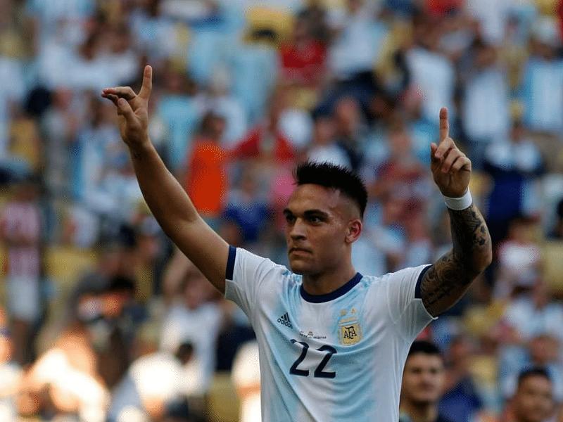 Lautaro Martinez Argentina