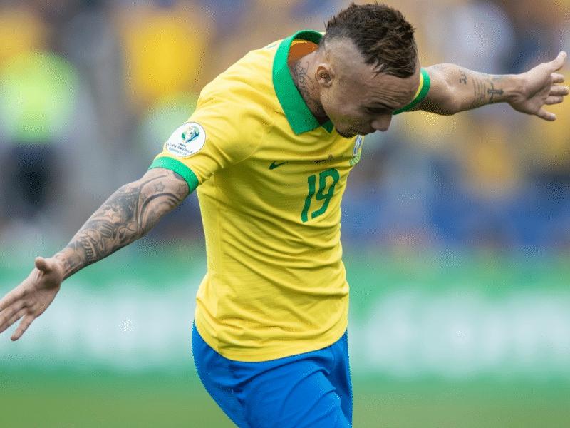 seleção brasileira everton