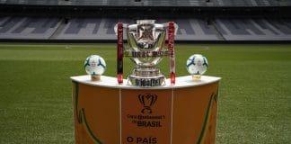 final da copa do brasil trofeu