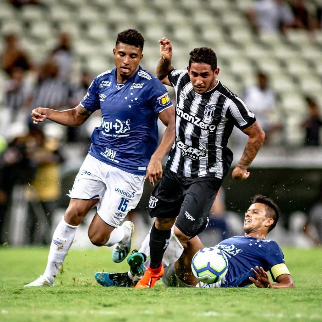 ceara cruzeiro campeonato brasileiro