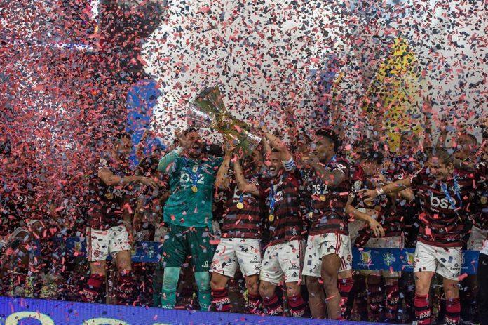 flamengo campeonato brasileiro