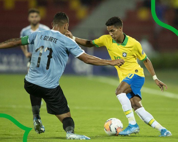 pedrinho pre olimpico brasil