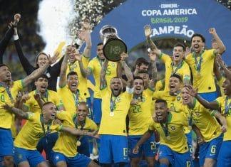 brasil copa do mundo odds previsão