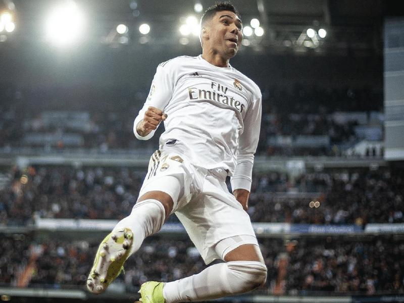 Casemiro Real Madrid