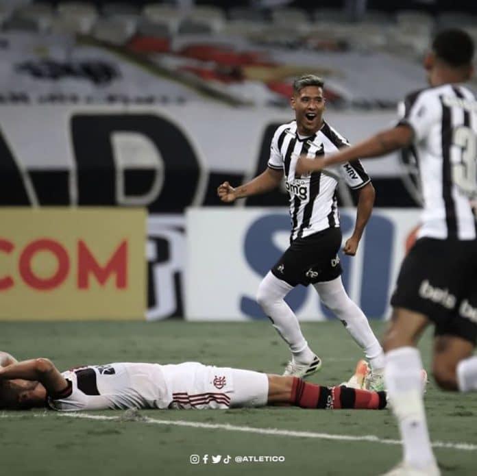 Zaracho atletico-mg brasileirao